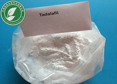 Cina CAS 171596-29-5 Male Enhancement Steroid Powder Cialis Tadalafil pemasok